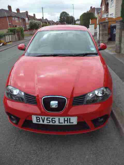 IBIZA 1.4i SPORT 2006 ON `56 PLATE