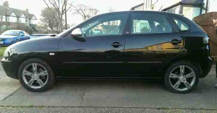 seat ibiza fr tdi 130 2004 car for sale. Black Bedroom Furniture Sets. Home Design Ideas
