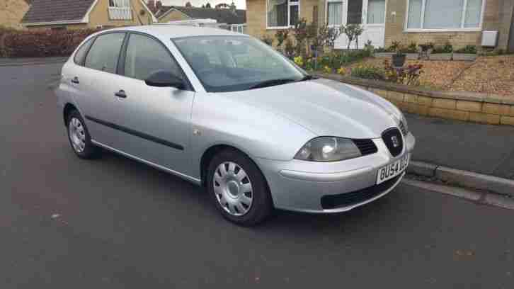 SEAT IBIZA S 1.4 PETROL.BARGAIN .P X TO CLEAR