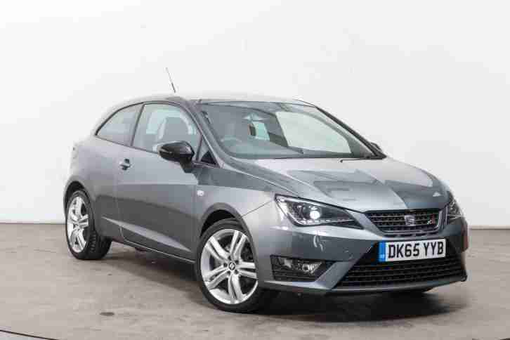 seat ibiza 2015 sport 1 4 tsi cupra 3dr dsg coupe car for sale. Black Bedroom Furniture Sets. Home Design Ideas