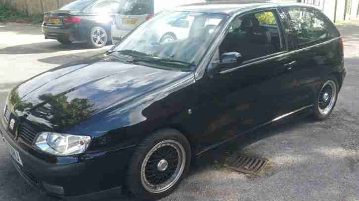 Seat Ibiza Mark. Seat car from United Kingdom