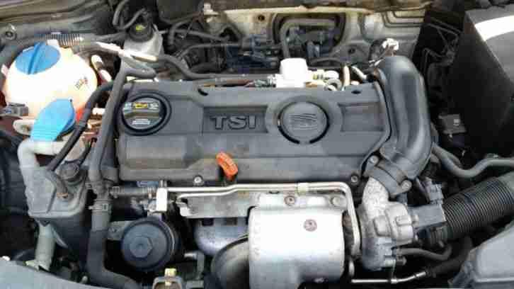seat leon 1 4 tsi engine fault car for sale