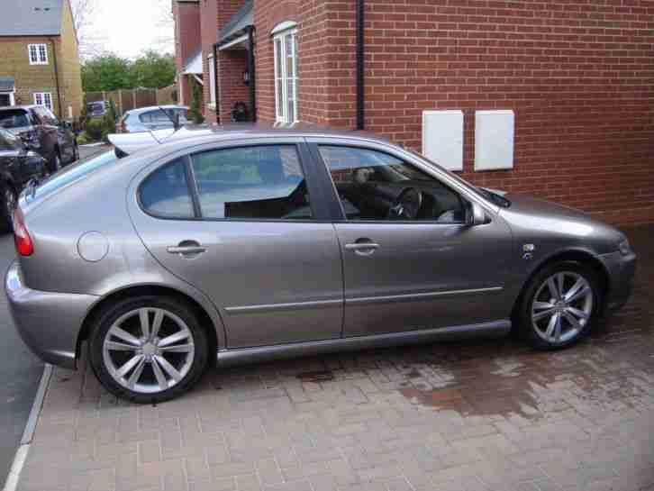 seat leon 1 9 tdi fr 150 bhp 5dr 2005 54 car for sale. Black Bedroom Furniture Sets. Home Design Ideas