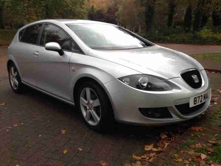seat leon 2 0 tdi sport 2006 top spec cruise climate mp3 6speed manual. Black Bedroom Furniture Sets. Home Design Ideas