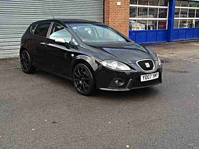 seat leon fr 2 0 tdi car for sale. Black Bedroom Furniture Sets. Home Design Ideas