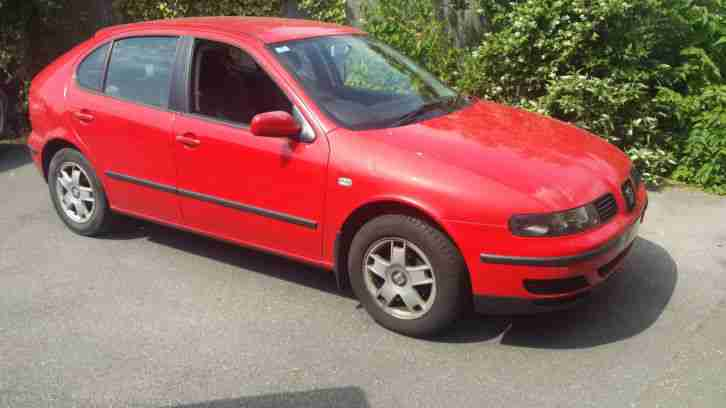 seat leon s 16v 2001 red spares or repair run   drive must go car for sale Johnson Engine Repair Manual Small Engine Repair Manuals
