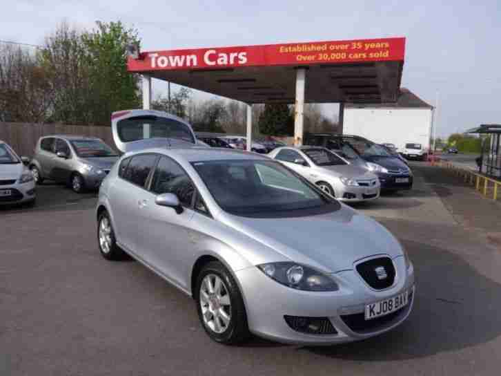 seat leon stylance tsi 2008 petrol manual in grey car for. Black Bedroom Furniture Sets. Home Design Ideas