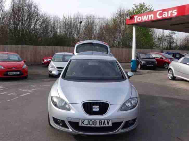 SEAT LEON STYLANCE TSI 2008 Petrol Manual in Grey