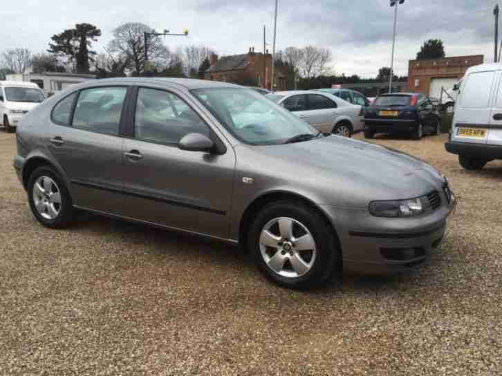 seat leon sx tdi 2004 diesel manual in silver car for sale. Black Bedroom Furniture Sets. Home Design Ideas