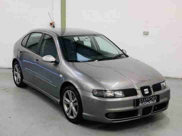 Leon FR 1.9 TDi 150 Grey 5 Door Diesel