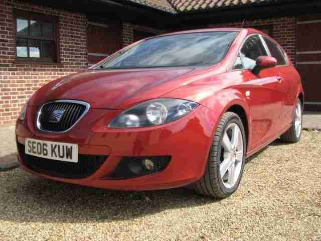 Seat Leon STYLANCE. Seat car from United Kingdom