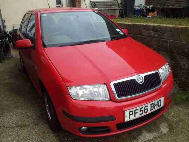 skoda fabia 1 2 12v sport 5dr 64hp hatchback car for sale. Black Bedroom Furniture Sets. Home Design Ideas