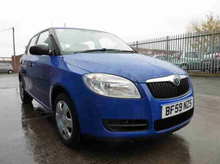 FABIA LEVEL 1 HTP 2009 Petrol Manual in