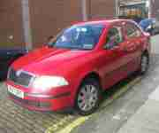 SKODA OCTAVIA 1.6 FSI FACELIFT MODEL 2007 ### 5 DOOR HATCHBACK