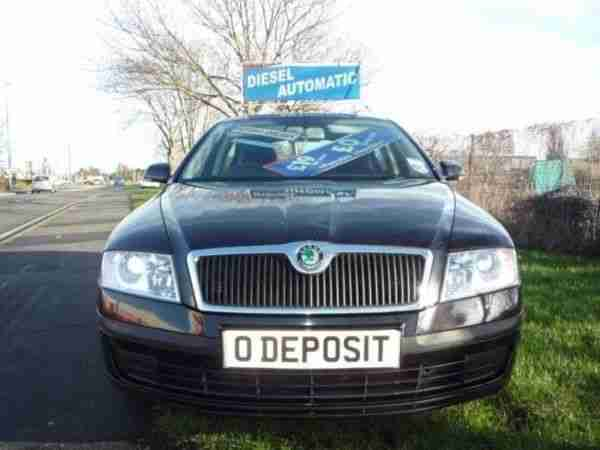 skoda octavia 1 9 classic tdi automatic 19 per week o deposit. Black Bedroom Furniture Sets. Home Design Ideas