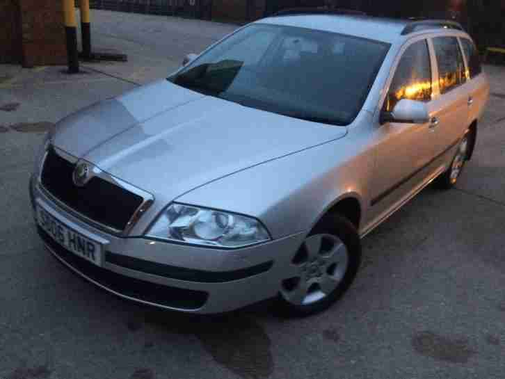 SKODA OCTAVIA 1.9 TDI ESTATE