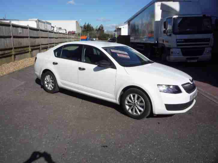 SKODA OCTAVIA S TDI CR..IDEAL TAXI...£49 PER WEEK...£O DEPOSIT ... 2013