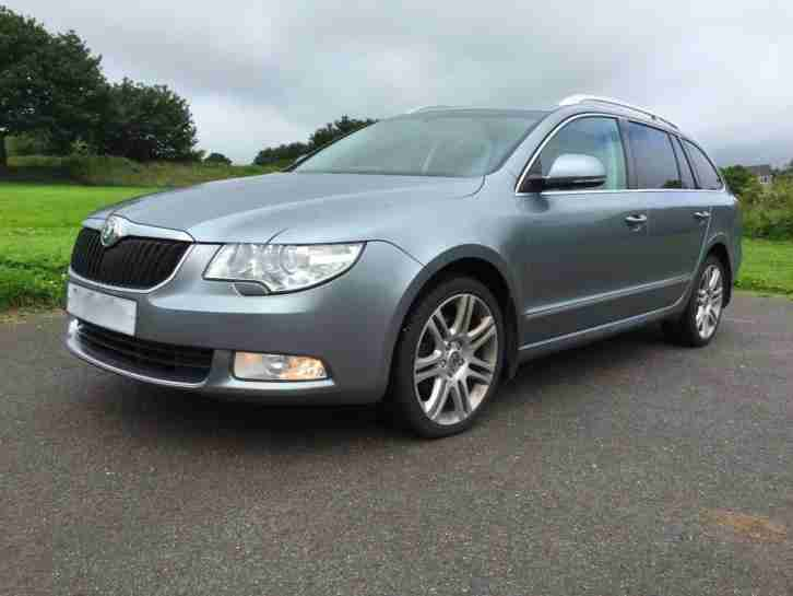SUPERB 2.0TDI CR ( 170ps ) DPF DSG