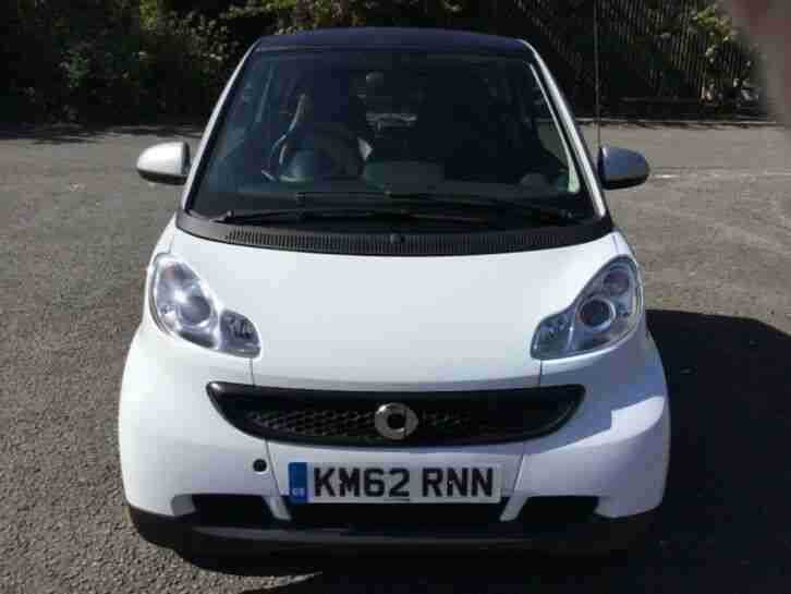 SMART CAR FORTWO 2012 1 OWNER FROM NEW