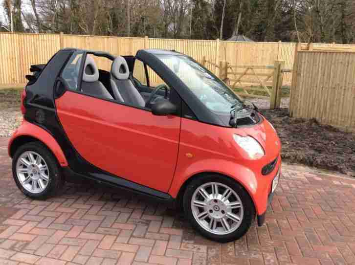 Smart Car Four From United Kingdom