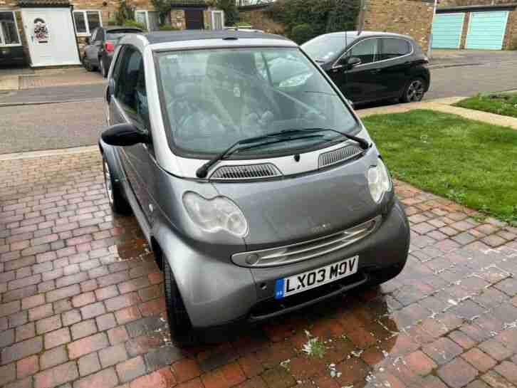SMART CAR MCC SMART PULSE SOFTOUCH AUTO PLEASE READ DESCRIPTION