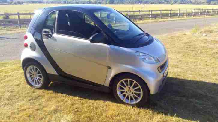 Smart CAR PASSION. Smart car from United Kingdom