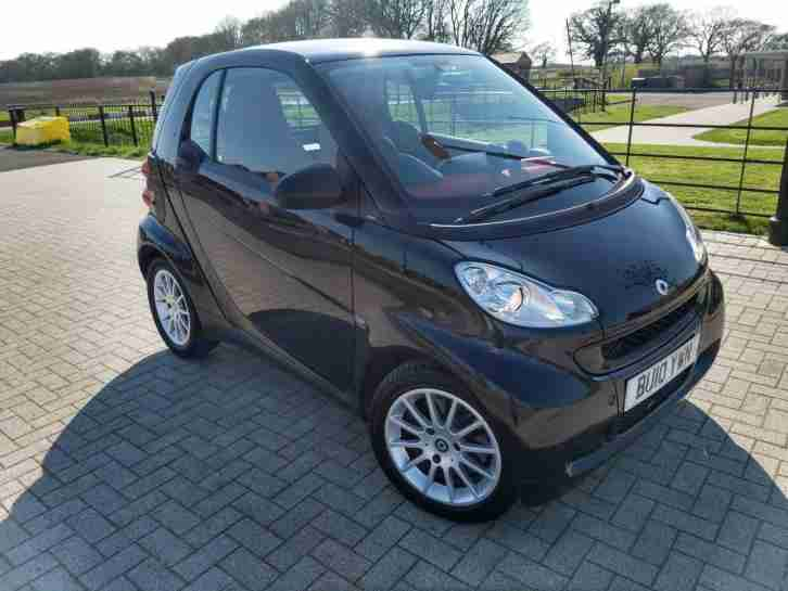 SMART CITY-CABRIOLET PASSION CDI Black Auto Diesel, 2010