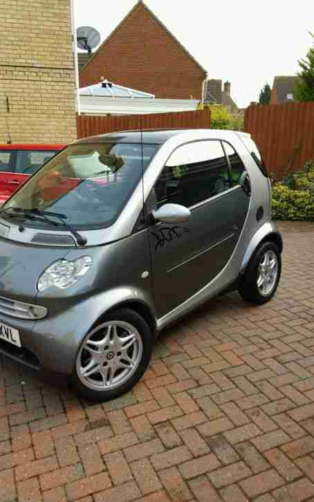 SMART CITY PASSION COUPE ''LOW MILEAGE'' TAX £30 PER YEAR!!