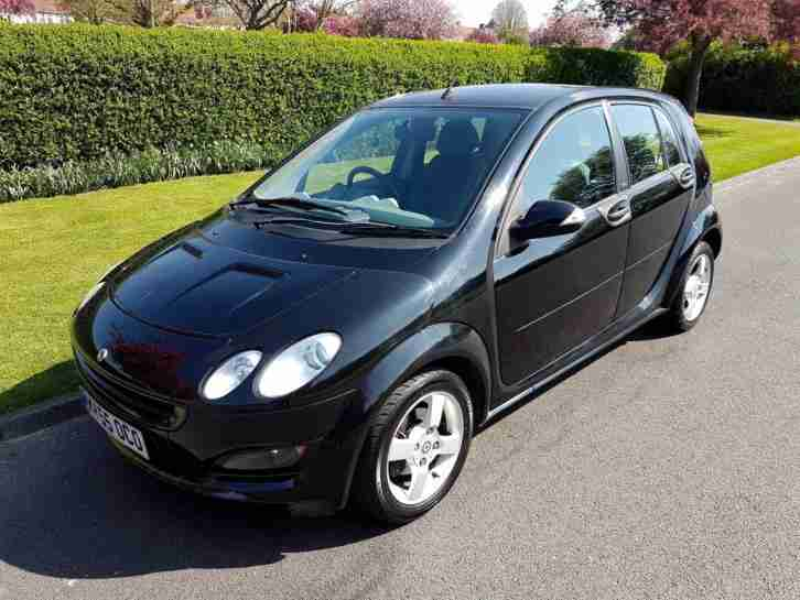 FORFOUR 1.3 PASSION 5 DOOR 2005