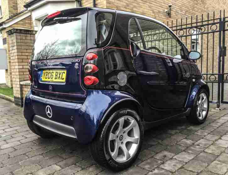SMART FORTWO 0.7 PULSE - AUTOMATIC - 2006/06