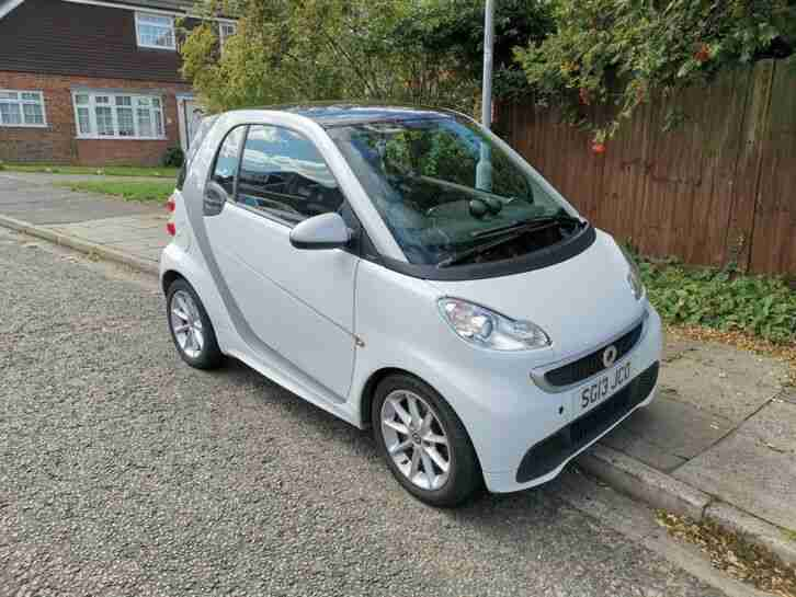 FORTWO 0.8 PASSION 2d 84 BHP WITH FULL