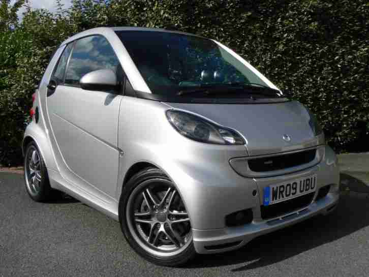 Smart FORTWO BRABUS. Smart car from United Kingdom