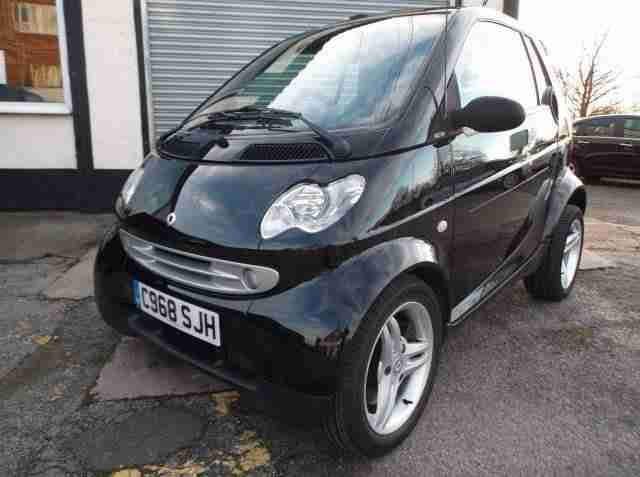 Smart FORTWO CABRIO. Smart car from United Kingdom