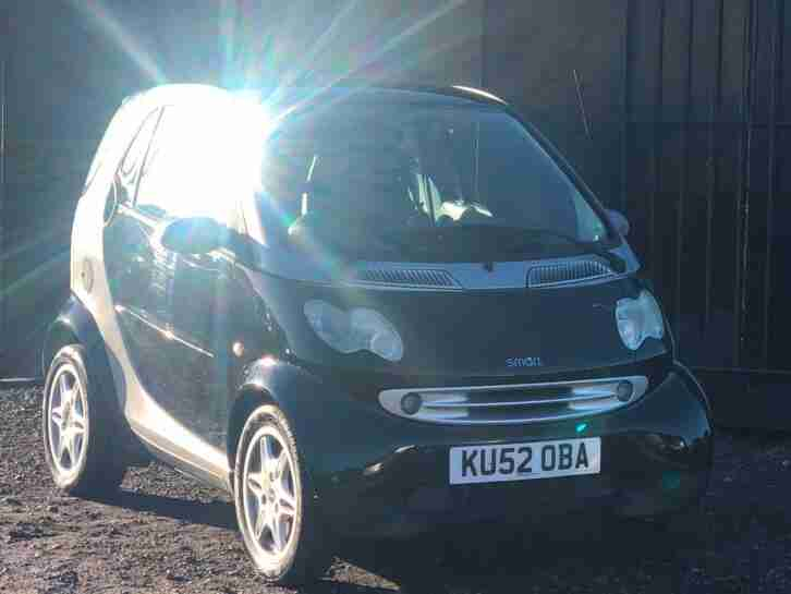 * SMART FORTWO CITY PASSION 0.6L * 11 SERVICE STAMPS + LOW 68K MILES *