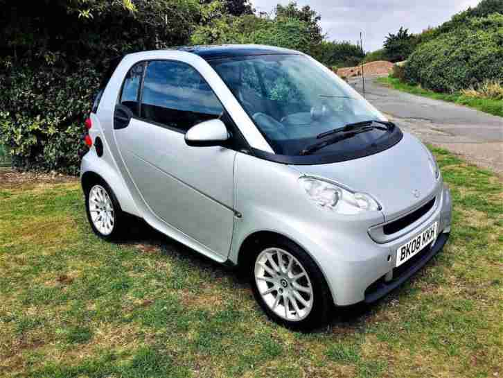 SMART FORTWO COUPE 1.0 PASSION, MOT Aug 2019, Full Main Dealer service Histor