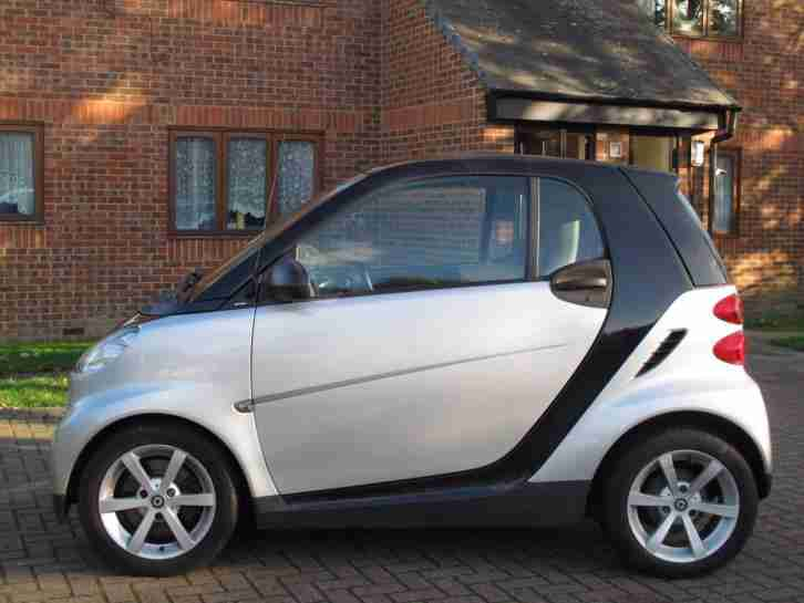 SMART FORTWO PASSION 1.0 MHD AUTOMATIC - 2009/09