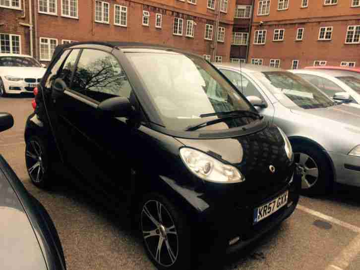 SMART FORTWO PASSION 84 CONVERTIBLE 1.0 PETROL AUTOMATIC