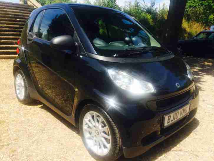 Smart Car Mpg: Smart FORTWO PASSION CDI 10 PLATE 88 MPG FREE TAX P EX
