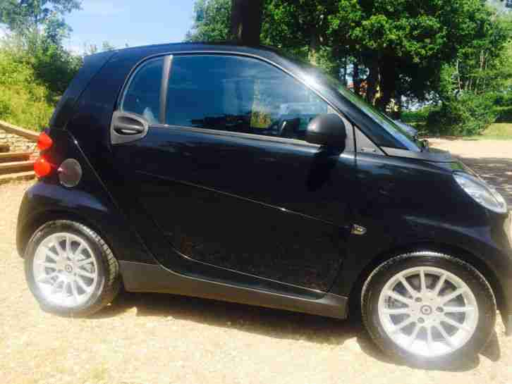 Smart FORTWO PASSION CDI 10 PLATE 88 MPG FREE TAX P EX ...