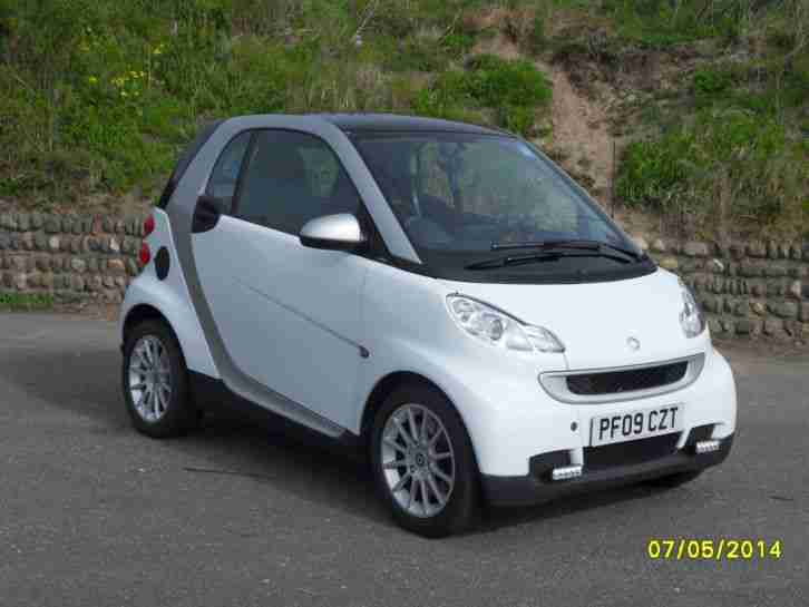 smart fortwo passion cdi diesel car for sale. Black Bedroom Furniture Sets. Home Design Ideas