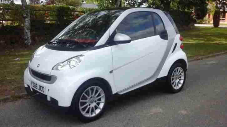 FORTWO PASSION MHD AUTO 12 MONTHS MOT