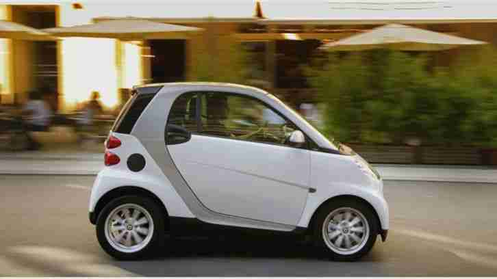smart fortwo passion mhd auto coupe car for sale. Black Bedroom Furniture Sets. Home Design Ideas