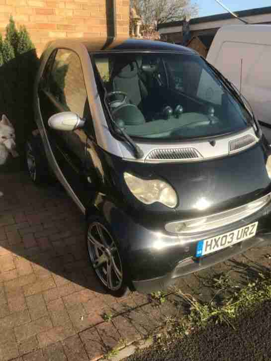 FORTWO PASSION WIDE WHEELS LONG MOT