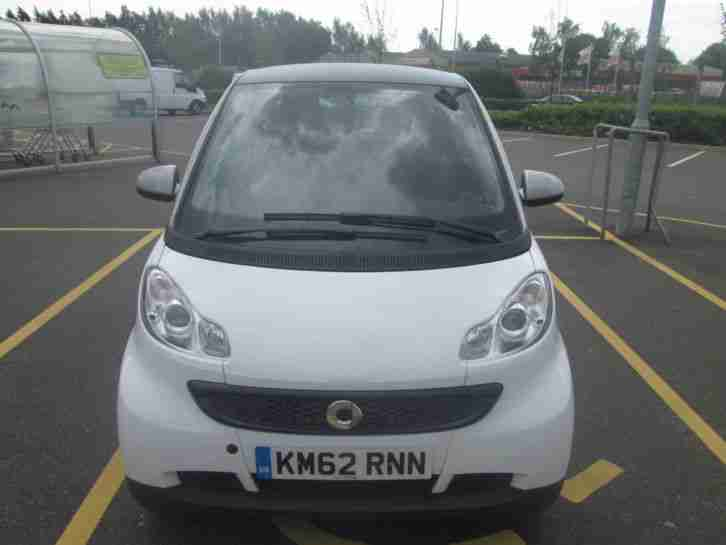 Smart Fortwo Pure Car From United Kingdom