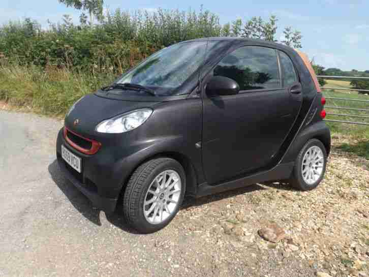 smart fourtwo passion cdi turbo diesel 2009 free tax car for sale. Black Bedroom Furniture Sets. Home Design Ideas