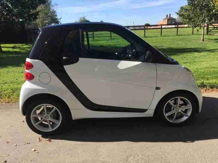 SMART ForTwo car £0 tax, low mileage