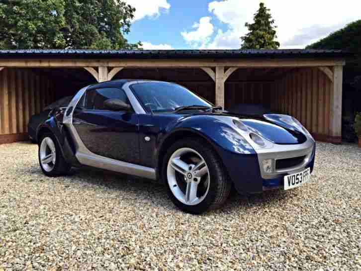 smart roadster 0 7 with factory sport pack low miles car. Black Bedroom Furniture Sets. Home Design Ideas