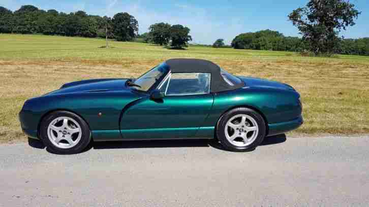 SOLD 1994 4L. TVR car from United Kingdom