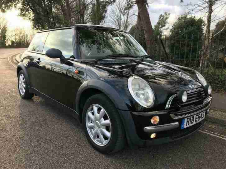 SOLD SOLD MINI ONE 1.6 (53 PLATE) 57,000 MILES FULL SERVICE HISTORY, WITH