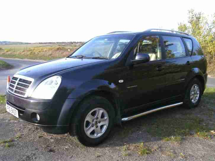 SSANGYONG used